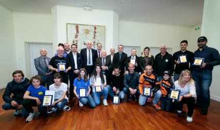 Les Lauréats de 2017