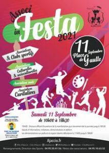 ASSOCI IN FESTA - ÉDITION 2021 @ Place du Général de Gaulle | Ajaccio | Corse | France