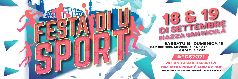 FÊTE DU SPORT 2021 - BASTIA @ Place Saint Nicolas | Bastia | Corse | France